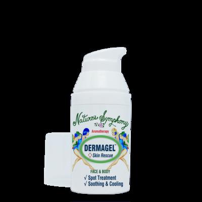 Organic - Dermagel, Skin Repair - 1 fl. oz. (30ml)
