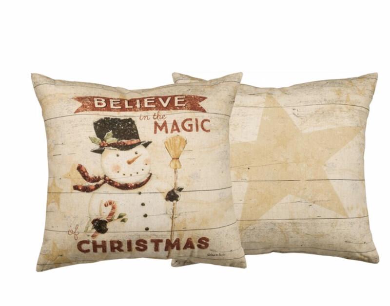 Christmas Magic Pillow