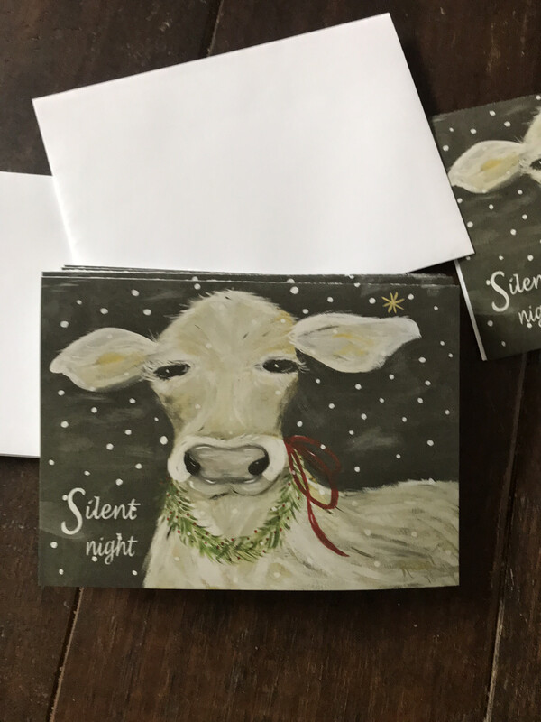 """Sophie""  Print Note Cards"