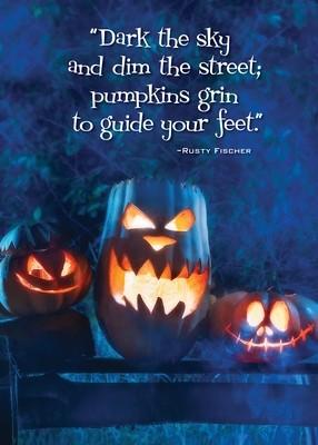 FRS 560 / 7732   Halloween Card