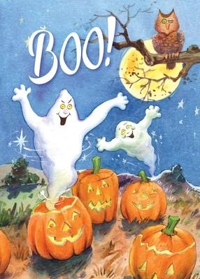 FRS 563 / 7739   Halloween Card