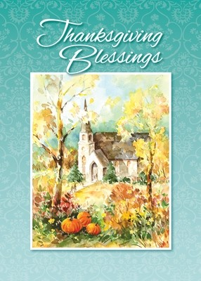 FRS 586 / 7952  Thanksgiving Card