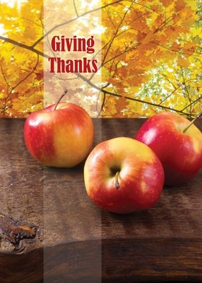 FRS 587 / 7953  Thanksgiving Card