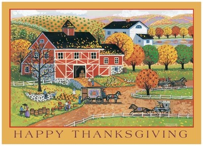 FRS 921 / 7972 Thanksgiving Card