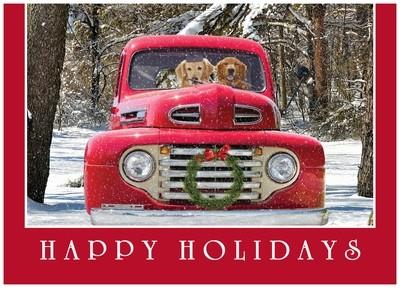 FRS 553 / 5162   Christmas Card