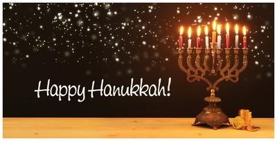 FRS5666 Money Holder / Hanukkah