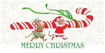 FRS5738   Money Holder / Christmas