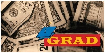 FRS4405   Graduation Money Holder