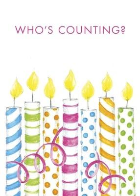 ASD003   Birthday Card
