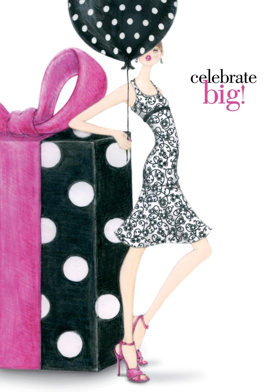 ASD004   Birthday Card