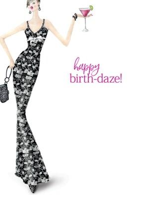 ASD021   Birthday Card