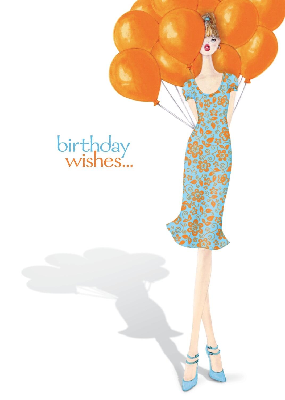 ASD034   Birthday Card