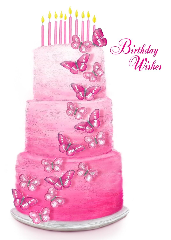 ASD049   Birthday Card