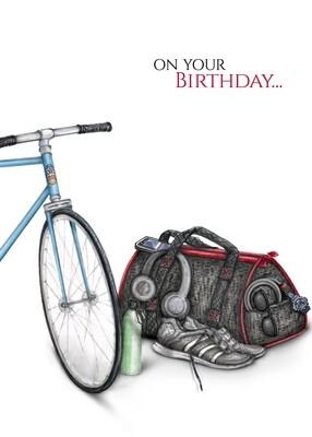 ASD052   Birthday Card