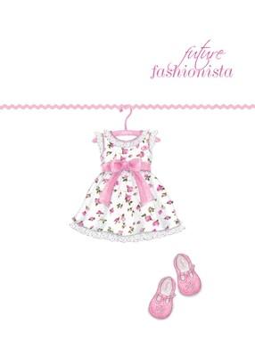 ASD025   Baby Card