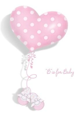 ASD037   Baby Card