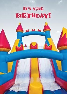 PS01186 Birthday Card