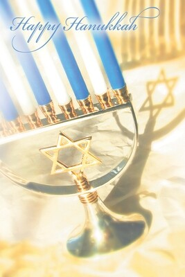 HC046 / FRS5815 Hanukkah Card