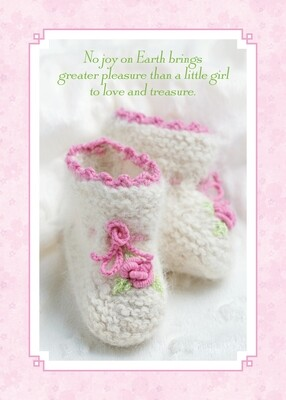 PS05013 Congratulations Baby Card