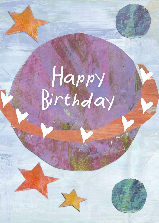 BLCard011   Blank Birthday Card