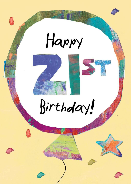 BLCard014   Blank Birthday Card