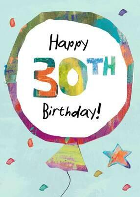 BLCard015   Blank Birthday Card