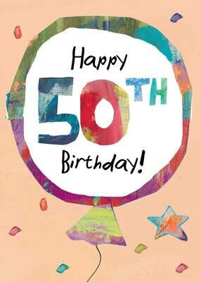 BLCard017   Blank Birthday Card