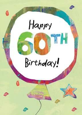 BLCard018   Blank Birthday Card