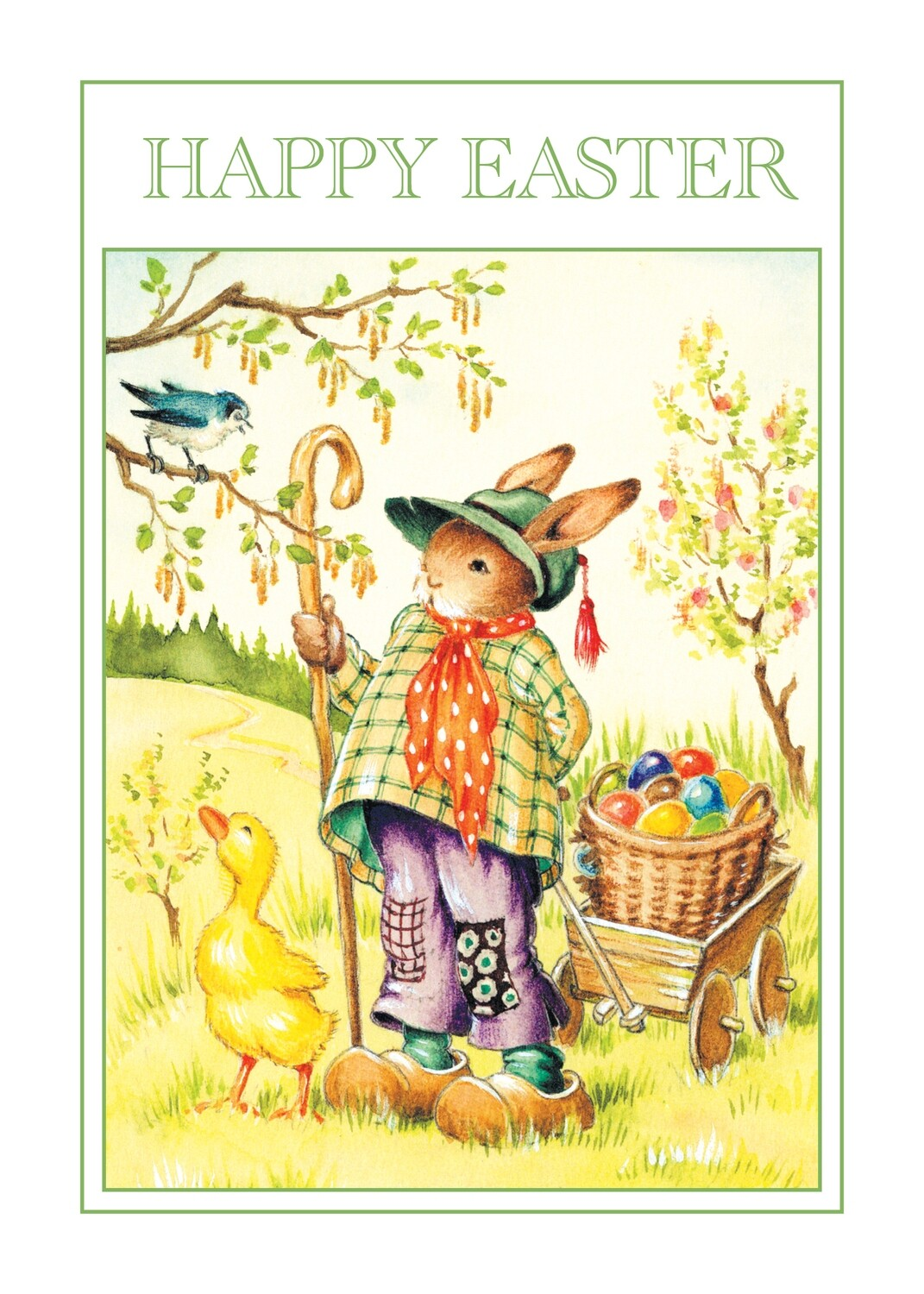 FRS2842   Easter Card