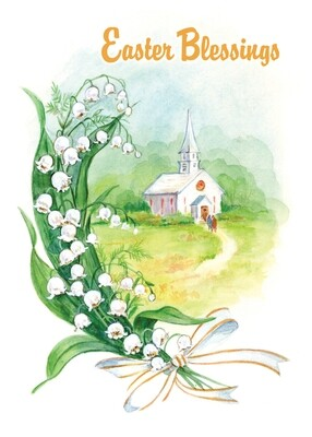 FRS2841   Easter Card