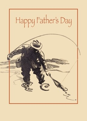 FRS6906   Father's Day Card