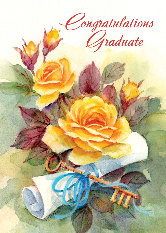 FRS4694   Graduation Card