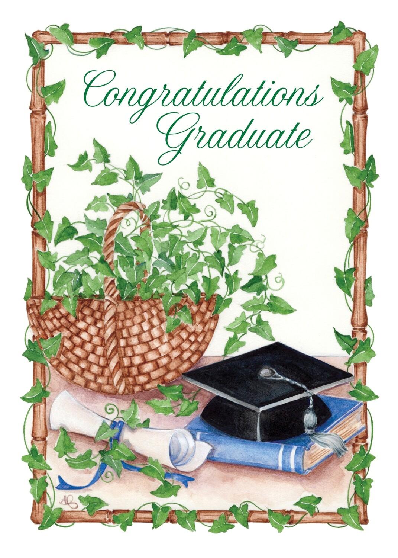 FRS4695   Graduation Card