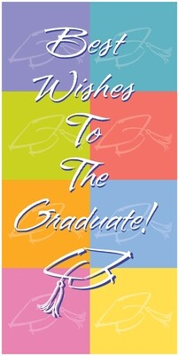 STG005  STG Graduation Money Holder