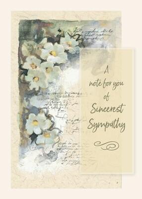 FR2298   Sympathy Card