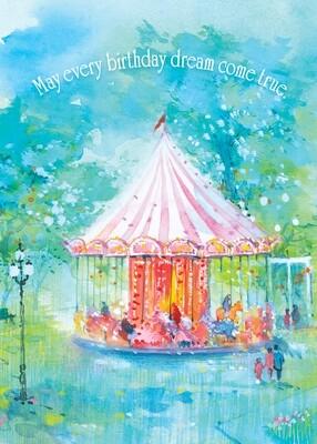 FR4714   Birthday Card