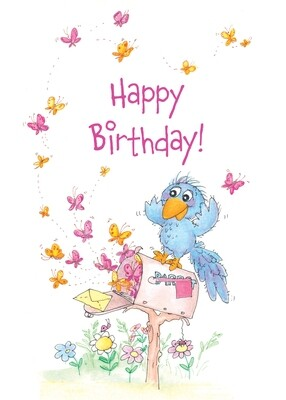 FR4715   Birthday Card