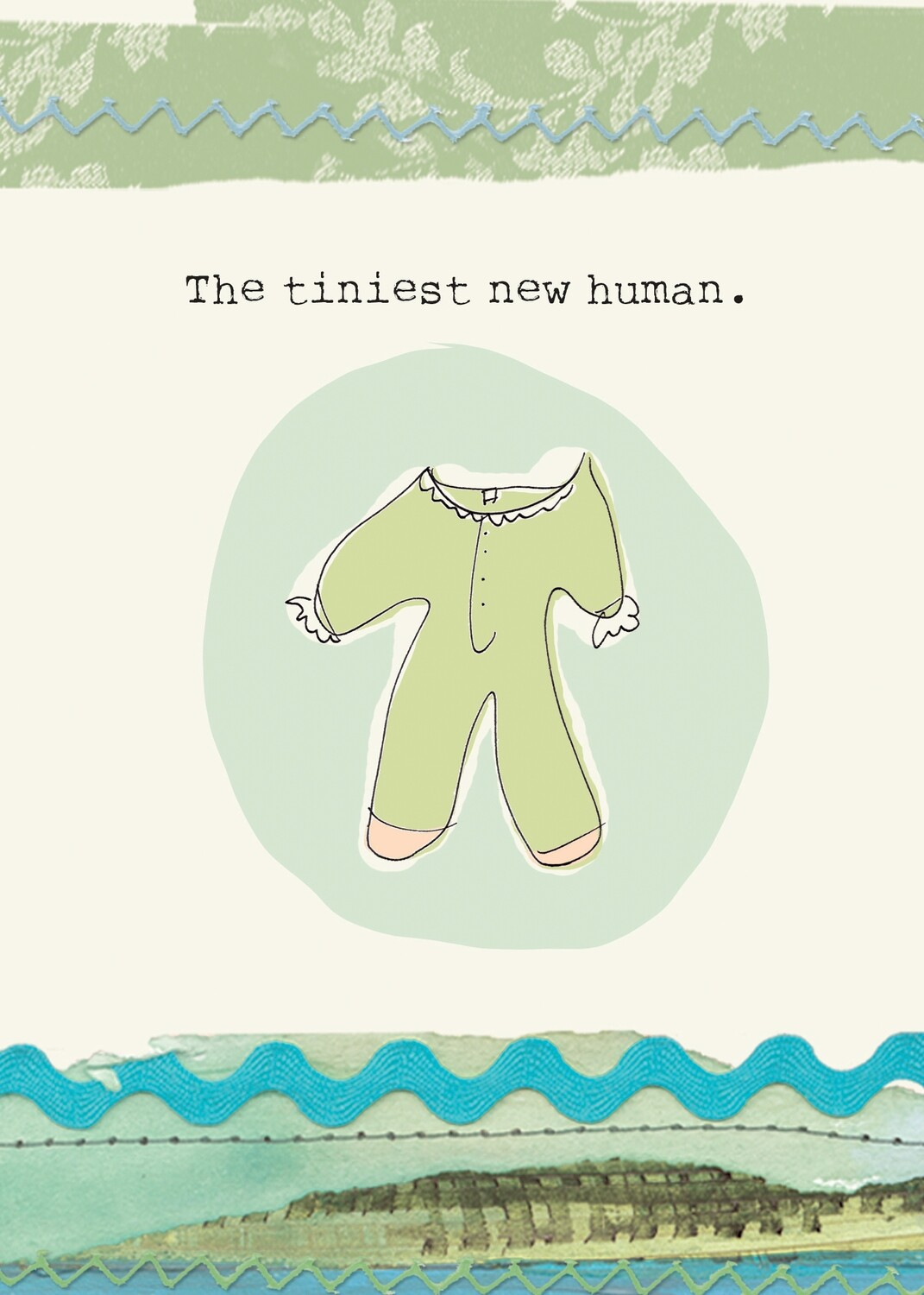 AFH290   Baby Boy Card