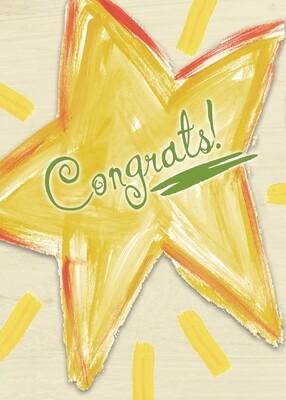 AFH292   Congratulations Card