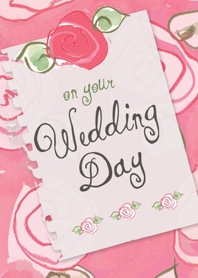 AFH295   Wedding Card