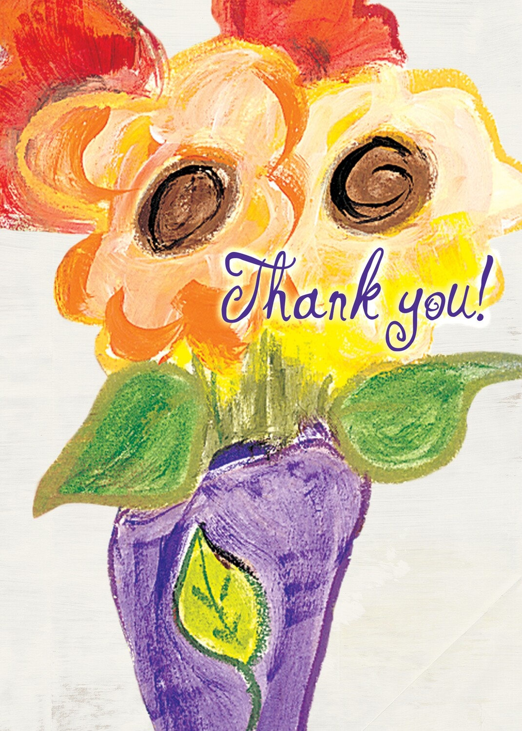 AFH301   Thank You Card