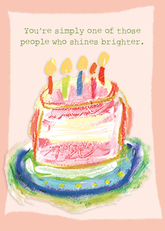 AFH288   Birthday Card