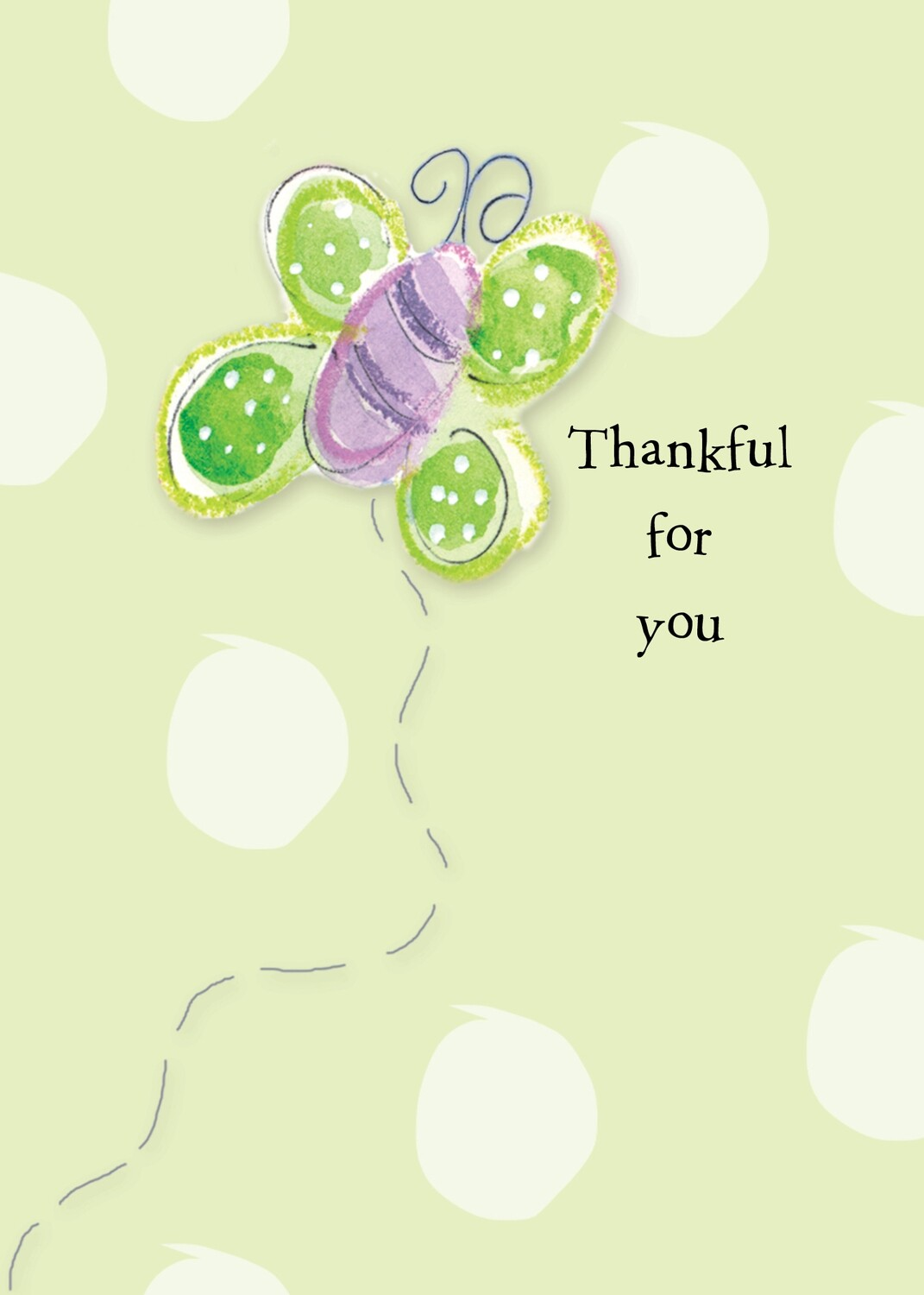 AFH302   Thank You Card
