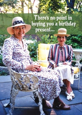 AP1453   Birthday Card