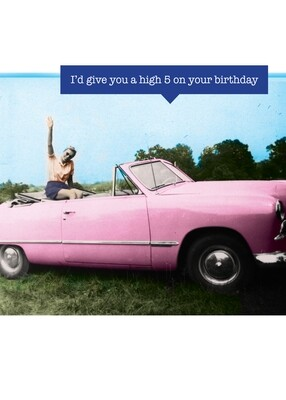 AP1467   Birthday Card