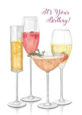 ASD057   Birthday Card