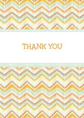 ASD058   Thank You Card