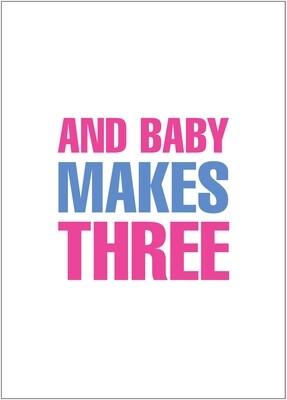 BYU049   Baby Card