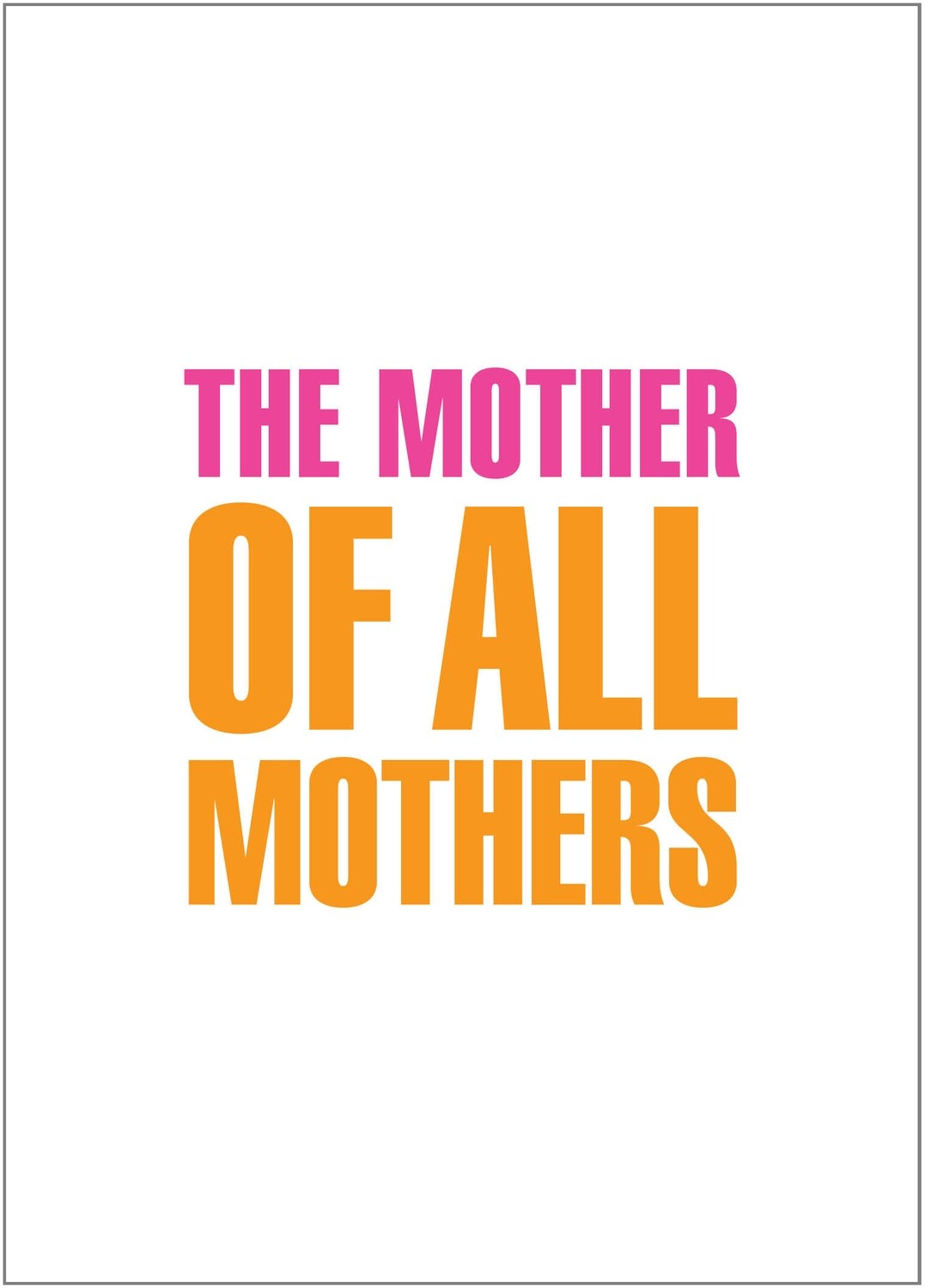 BYU074   Mother's Day Card