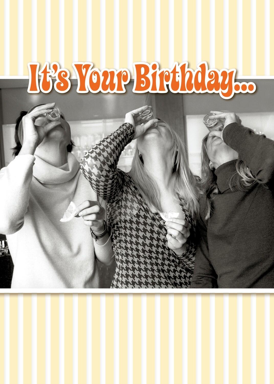 PS16030 Birthday Card